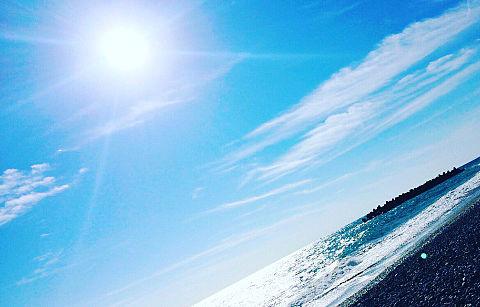 海 景色の画像(プリ画像)