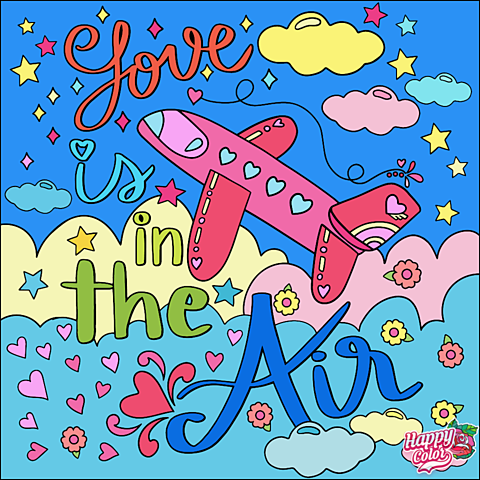 Love is in the Airの画像 プリ画像