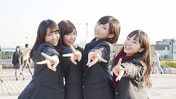 欅坂46 今泉佑唯 小林由依 志田愛佳 渡邉理佐