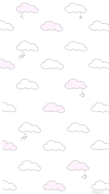 リクエスト. 保存で画質uP→シンプルシュール空雲きれいの画像(プリ画像)