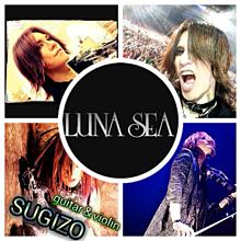 LUNA SEA SUGIZOの画像(LUNA SEAに関連した画像)