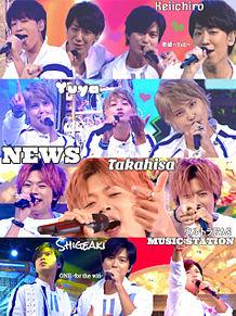 news♡Mステの画像(プリ画像)