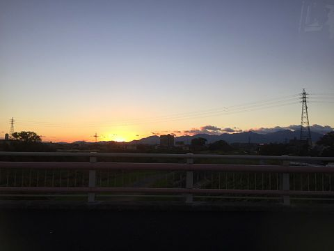 夕日!の画像 プリ画像