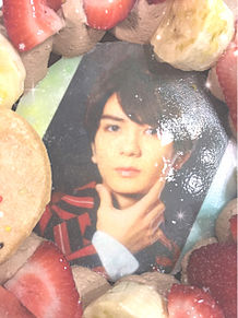 髙橋優斗。誕生日ケーキme♡の画像(Meに関連した画像)