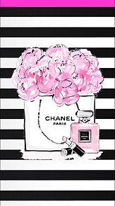 CHANELの画像(香水 背景に関連した画像)