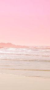 海の画像(おしゃれ パステル 待ち受けに関連した画像)