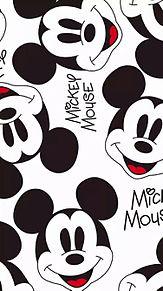 ミッキーマウス プリ画像