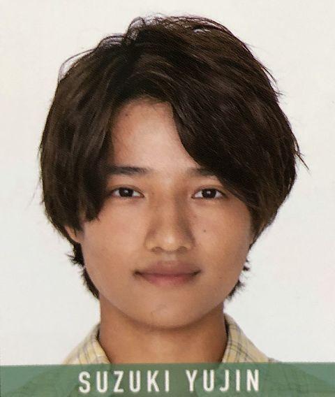 少年忍者 鈴木悠仁 Myojoより。保存は♡お願いしますの画像(プリ画像)