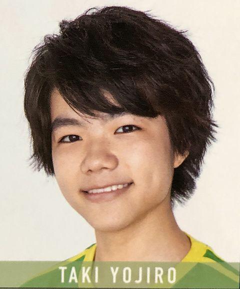 少年忍者 瀧陽次朗 Myojoより。保存は♡お願いしますの画像(プリ画像)