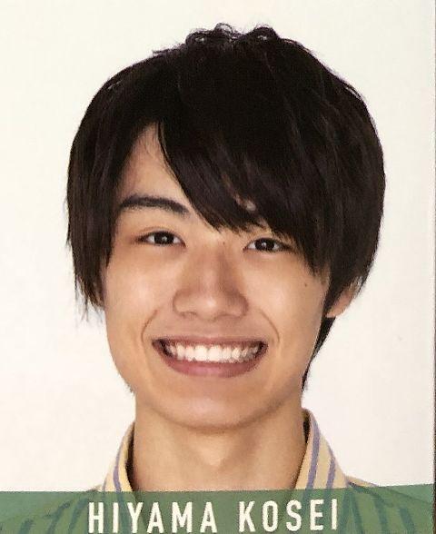 少年忍者 檜山光成 Myojoより。保存は♡お願いしますの画像(プリ画像)