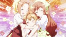 ごちうさ ココア 姉妹 天使 プリ画像