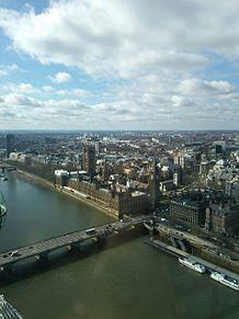 ロンドンの街並みの画像(プリ画像)