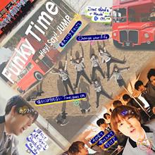 #02 Funky Time   Ver.2の画像(Hey!Say!JUMP/山田涼介に関連した画像)