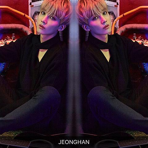 JEONGHAN  - TEEN, AGE -の画像(プリ画像)