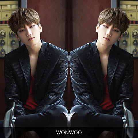WONWOO - TEEN, AGE -の画像(プリ画像)