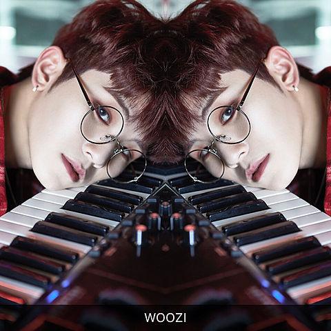 WOOZI  - TEEN,AGE -の画像(プリ画像)