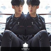 MINGYU - TEEN, AGE - プリ画像