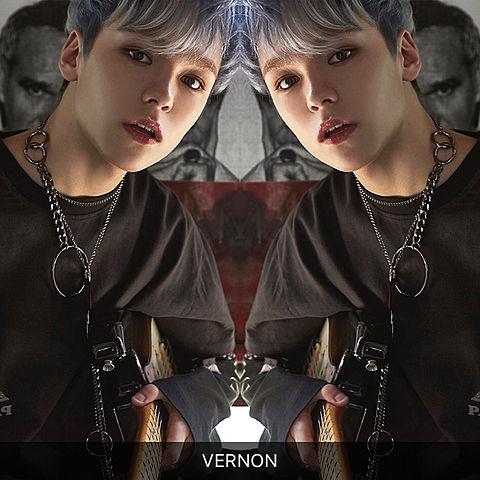 VERNON  - TEEN, AGE -の画像(プリ画像)