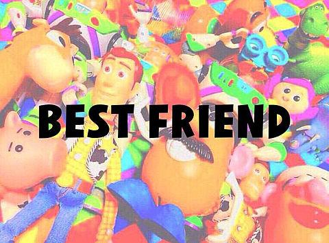 ペア画 BEST FRIENDの画像(プリ画像)
