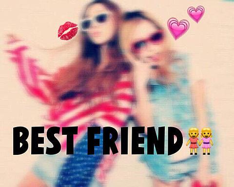 BEST FRIEND♡♡の画像(プリ画像)