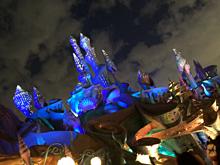 マーメイドラグーンの画像(ディズニーシー ライトアップに関連した画像)