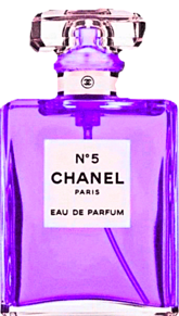 CHANEL 紫色 パープル 香水ボトル シャネルの画像(フレグランスに関連した画像)