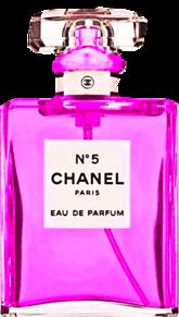 CHANEL 桃色 ピンク 香水ボトル シャネルの画像(フレグランスに関連した画像)