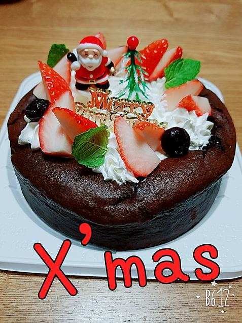 クリスマスケーキの画像(プリ画像)