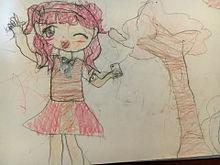 女の子の画像(イラスト女の子に関連した画像)