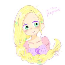 ラプンツェル👸🌸の画像(ラプンツェル/Rapunzelに関連した画像)