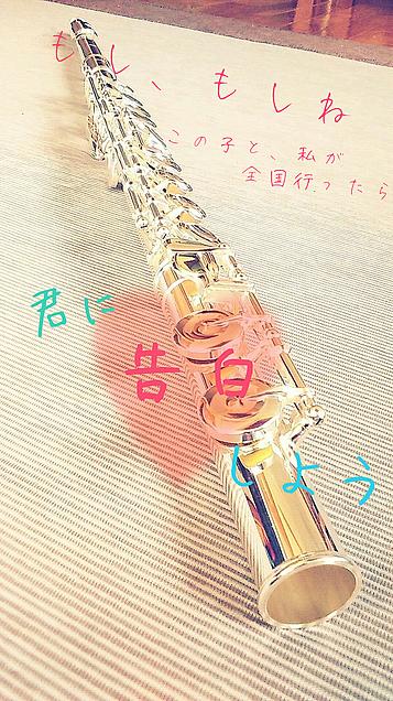 恋するFlute.。.:*・゚♡の画像(プリ画像)