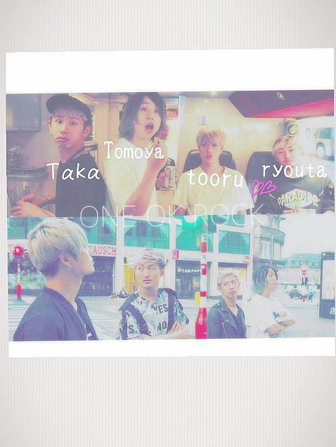 ONE OK ROCK♡の画像(プリ画像)