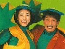 かっぱなにさま?かっぱさま!(1999年11月のうた) 杉田あきの画像(かっぱに関連した画像)