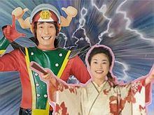 おまかせ元気マン(2002年7月・8月のうた) 杉田あきひろ・つ プリ画像