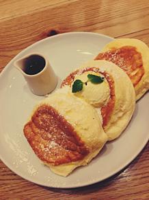 パンケーキの画像(カフェに関連した画像)