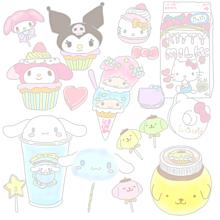 Sanrio大集合〜!の画像(ハローキティ/キティに関連した画像)