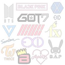 K-POP ロゴの画像(ikon ロゴに関連した画像)