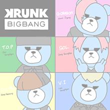 BIGBANG × KRUNKの画像(プリ画像)
