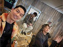 AKIRA&TAKAHIRO&岩田剛典の画像(TAKAHIROに関連した画像)