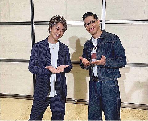AKIRA&TAKAHIRO&NAOTO&関口メンディーの画像 プリ画像