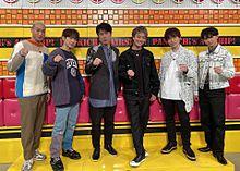 メンディー&NAOTO&TAKAHIRO&TETSUYA&大樹 プリ画像