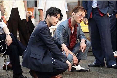 岩田剛典&SHOKICHIの画像 プリ画像