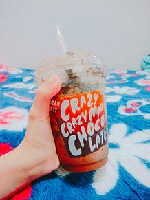 ローソンのマチカフェフローズンのチョコを飲みました!の画像(フローズンに関連した画像)