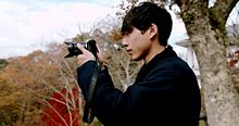 Kentaro Sakaguchi With Cameraの画像(KENTAROに関連した画像)