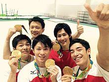 オリンピックの画像(内村航平に関連した画像)