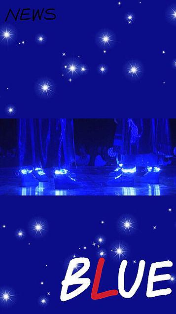 BLUE 壁紙の画像(プリ画像)
