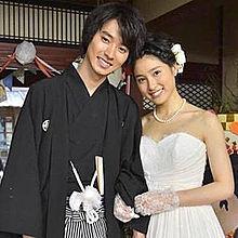 まれ&圭太👨👰結婚式の画像(けんたおに関連した画像)