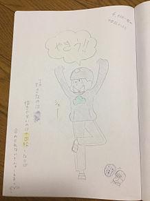 おそ松さんイラスト プリ画像