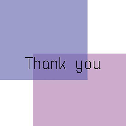 Thank You  .の画像(プリ画像)