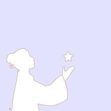 織姫彦星 イラスト¨̮ (( 保存する前にプロフの画像(ポエム素材に関連した画像)
